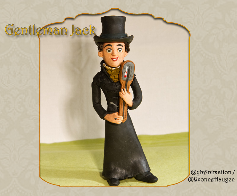 Gentleman Jack - yhAnimation