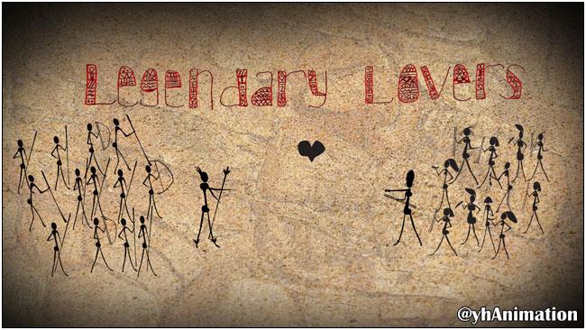 LegendaryLovers_illustrations_tribal