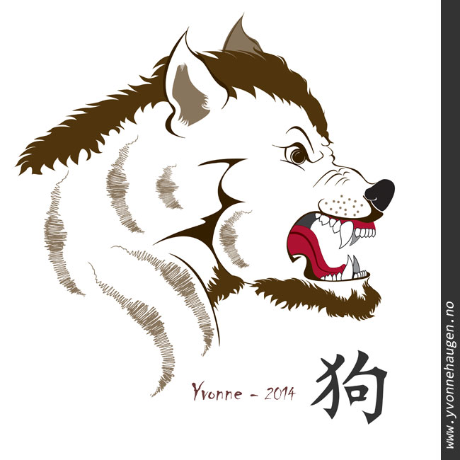 Chinese Zodiac - The Dog